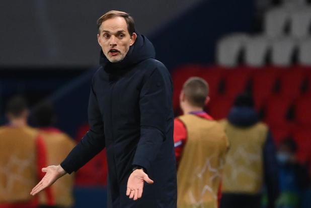 PSG bevestigt het ontslag van Thomas Tuchel