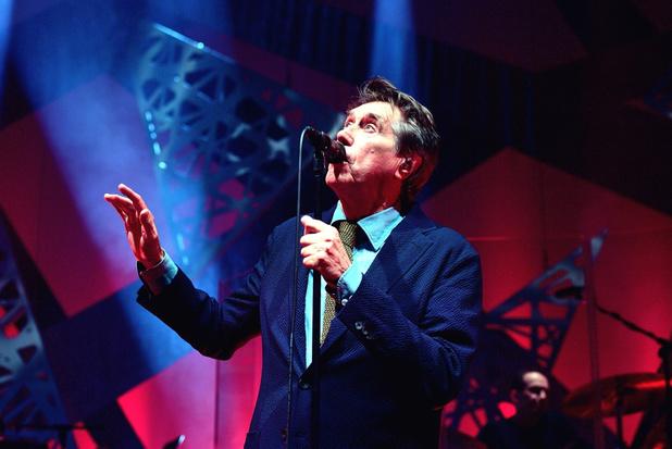 Bryan Ferry viert 75e verjaardag