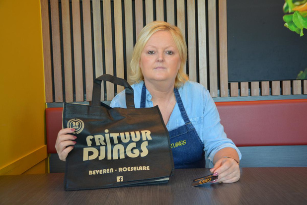 Win jaar lang gratis frietjes bij frituur Djings in Beveren