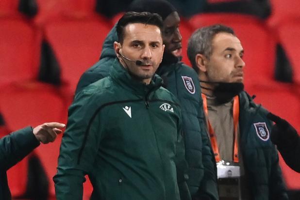 UEFA start 'grondig onderzoek' naar racisme bij duel PSG-Basaksehir
