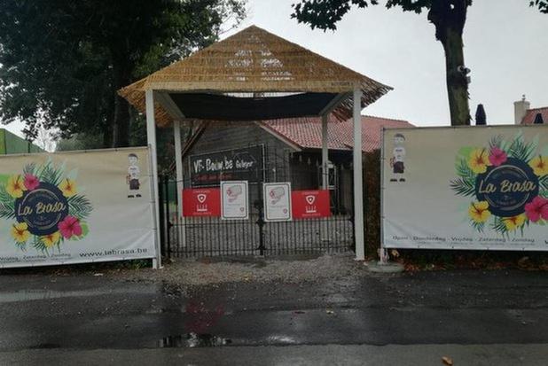 7 maanden voorwaardelijk voor voyeurisme bij zomerbar La Brasa