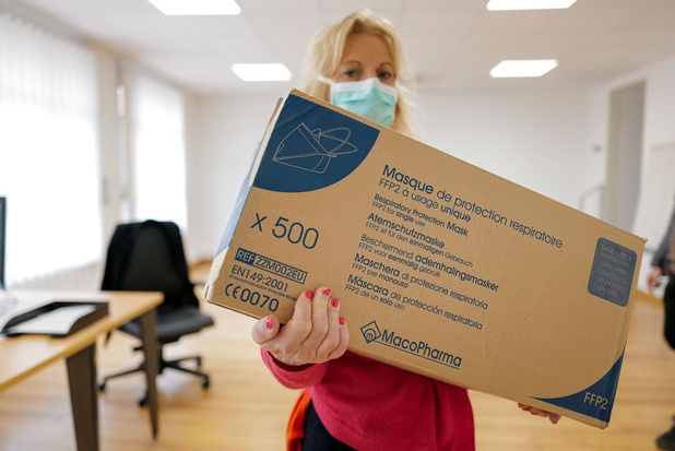 Le cap des 1.000 décès dépassé, le nombre de nouvelles hospitalisations repart à la hausse