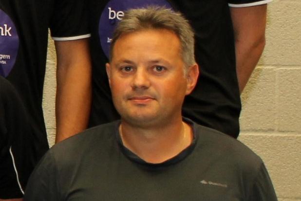 Sébastien Notredame is nieuwe trainer-coach van Bevo Beobank Roeselare C