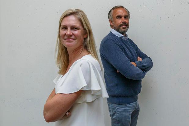 Hannelore Delva vervangt Philip Baert als voorzitter bij Davidsfonds Ledegem