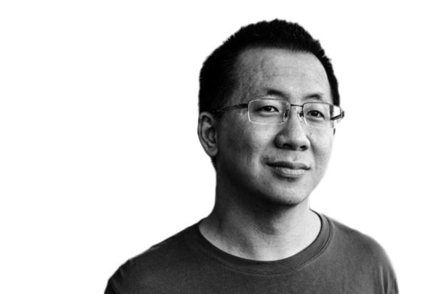 Zhang Yiming - Introverte internetkoning