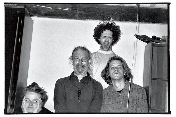 """An Pierlé Quartet, thérapie de groupe: """"C'est vraiment comme une... famille"""""""