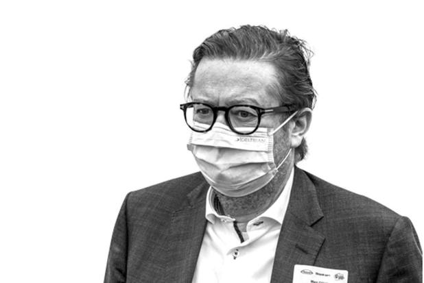 Marc Coucke - Ingeënte apotheker