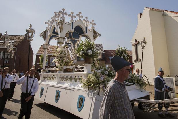 Deze zomer geen Maria-Ommegang in Poperinge