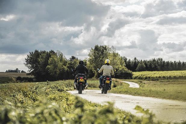 La moto comme médicament