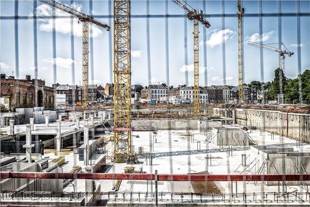 A Namur, l'immobilier neuf met au défi le marché locatif