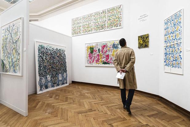 Art on Paper & Brussels Drawing Week
