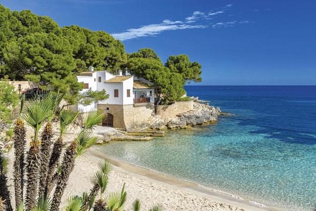 Huis onder de Spaanse zon