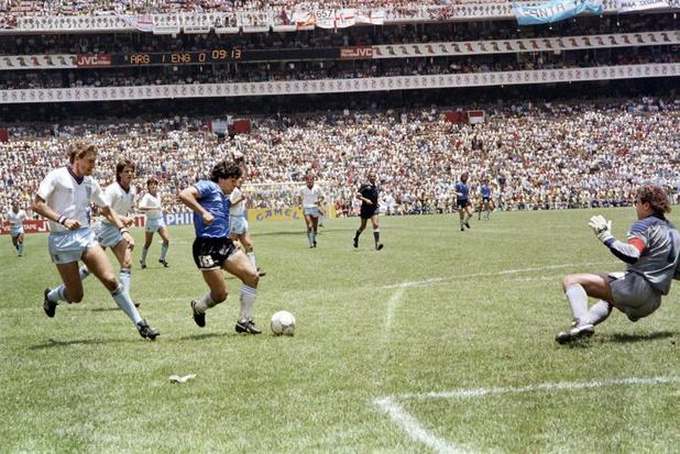 Diego Maradona in 12 opvallende cijfers