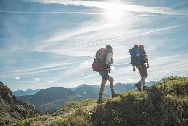 La randonnée : une longue histoire