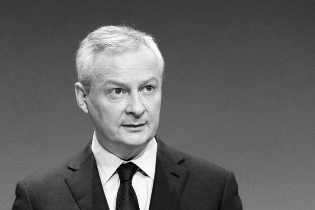 De Franse minister van Economie Bruno Le Maire over de minimumbelasting voor multinationals