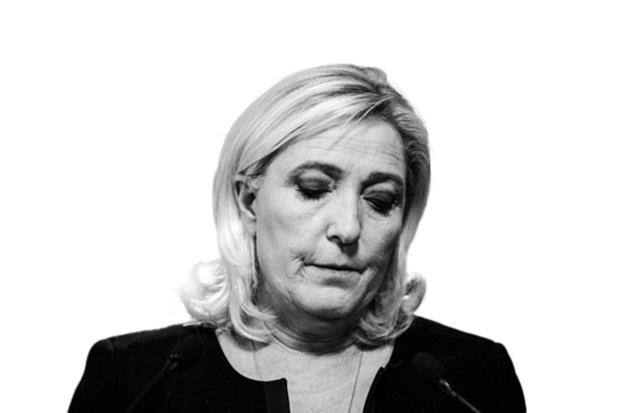 Marine Le Pen - Verrassende concurrentie