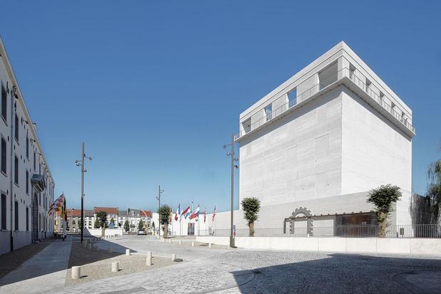 La Caserne Dossin, la mémoire de la Shoah