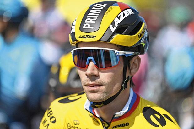 Vuelta: Primoz Roglic remporte le contre-la-montre