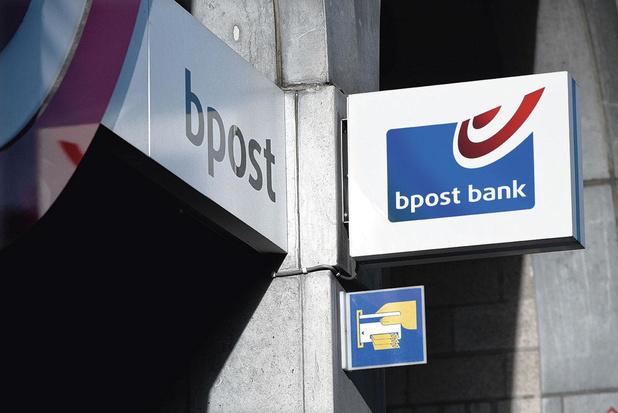 Bpost banque reprise par Fortis