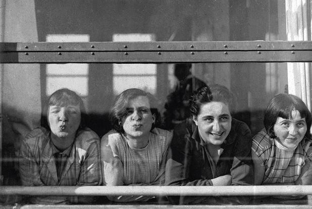 The Women of the Bauhaus