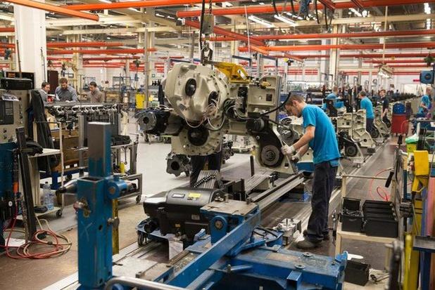Picanol zet productie in fabriek in Ieper tijdelijk stop door coronavirus