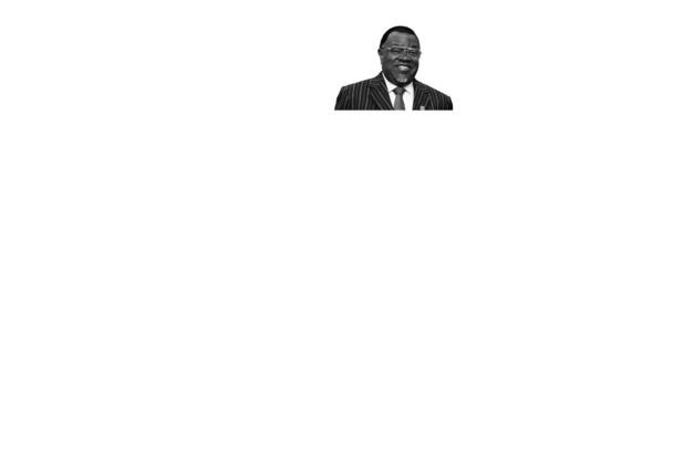 Hage Geingob - President tegen herstelbetalingen