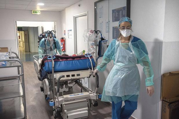 Situation du Covid en Belgique: augmentation des contaminations, mais recul des hospitalisations et décès