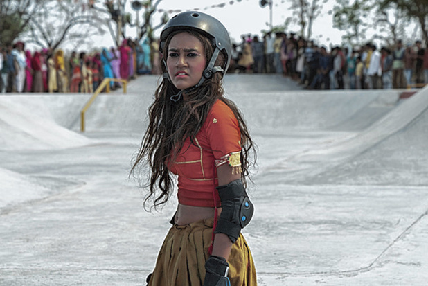 Prerna uit Skater Girl (2021)