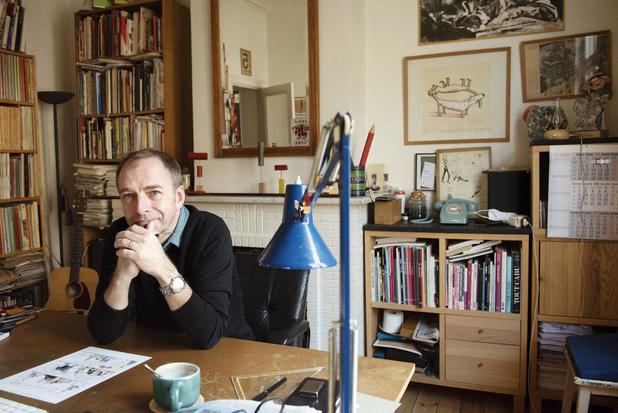 """Frédéric du Bus: """"Le dessin, c'est ma manière d'évacuer l'angoisse du monde"""""""
