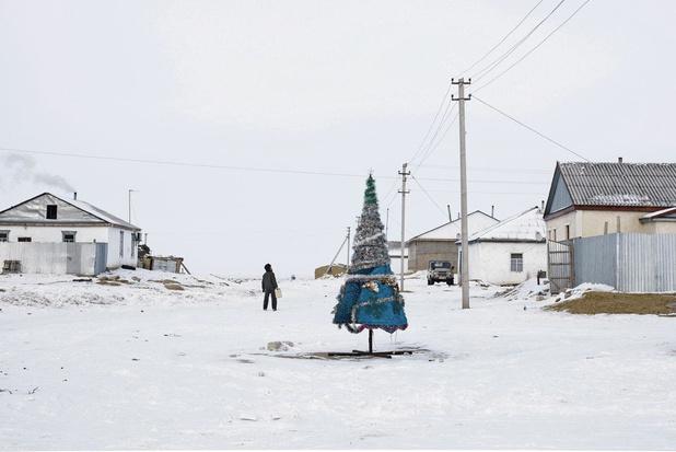 Un hiver interminable entre le Kazakhstan et l'Ouzbékistan (en images)