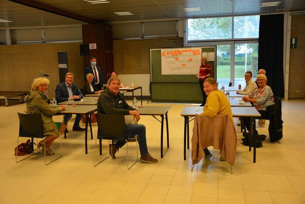 Brainstorm over nieuw wijkhuis in Beveren