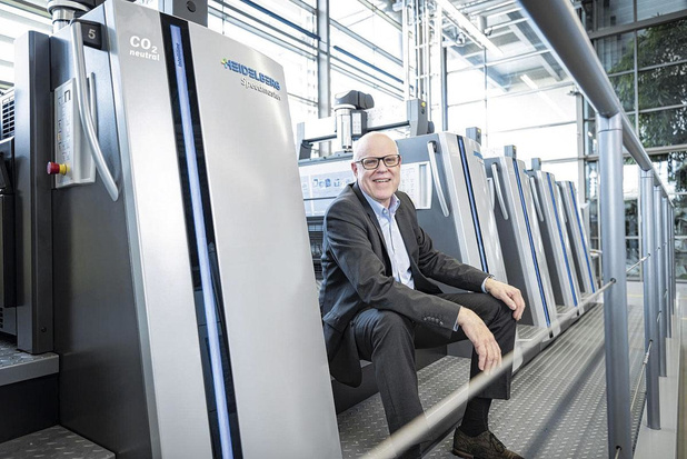 Heidelberg à la recherche d'elle-même en attendant la Drupa 2021