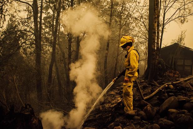 Facebook verwijdert valse informatie over natuurbranden in Oregon