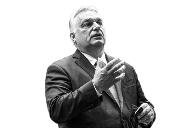 Viktor Orban - Krijgt geen hand van de paus