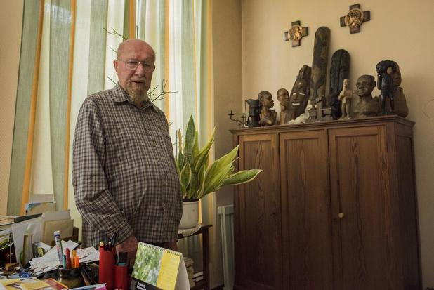Pastoor Jozef Van Acker uit Haringe werkte 42 jaar als missionaris in Afrika