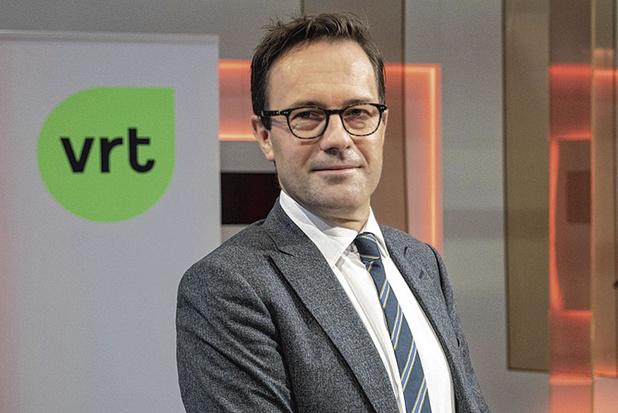 Frederik Delaplace à la tête de la VRT