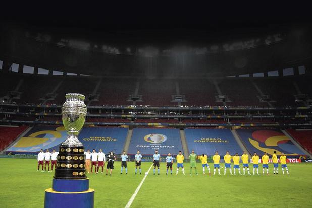 Pourquoi le Brésil ne veut pas de cette Copa América de la honte