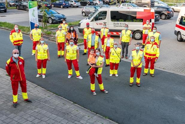 """Rode Kruis Izegem steunt volledig op vrijwilligers: """"Aantal bloedgiften liep fors terug"""""""