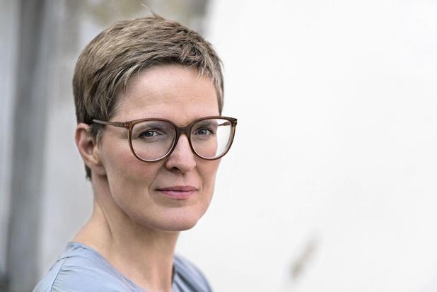 """Elke Van Hoof, l'une de nos personnalités de l'année: """"Stabiliser des taux de stress trop importants"""""""