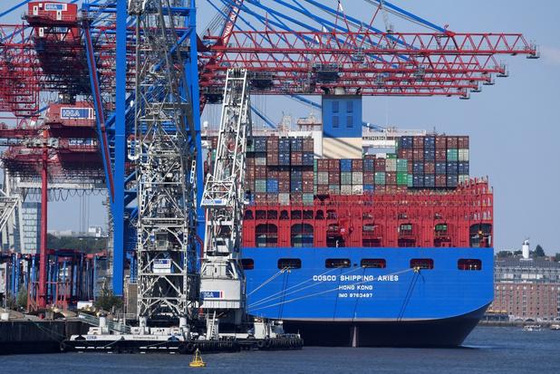 Chinese export groeide dit jaar al met 60 procent