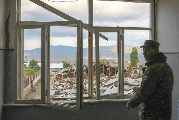 Le poids de l'Histoire plombe les espoirs de paix au Karabakh