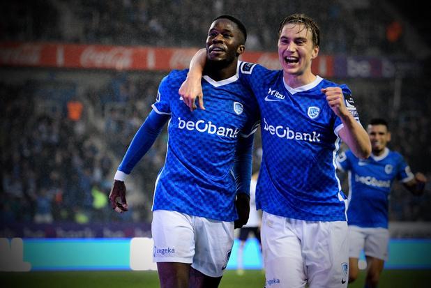 Aanwinst Ike Ugbo schenkt Genk thuiszege tegen Anderlecht