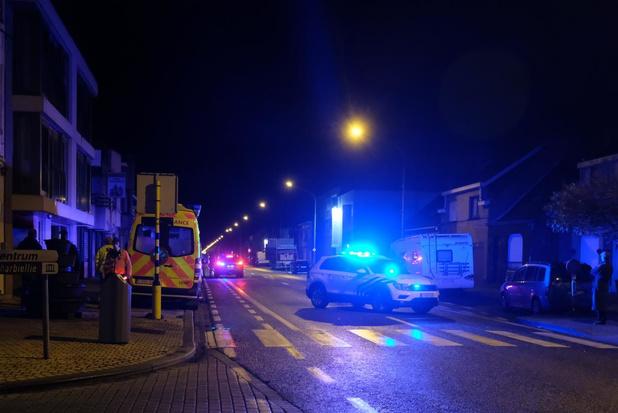 Politie voorkomt familiaal drama in Veurnestraat