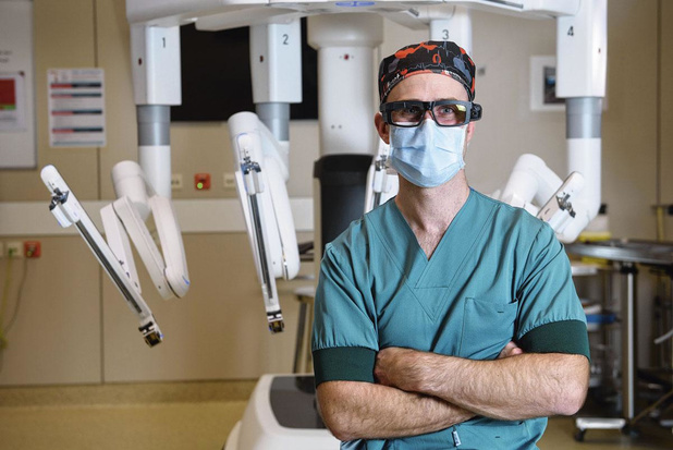 Live operatie 'bijwonen' dankzij slimme camerabril