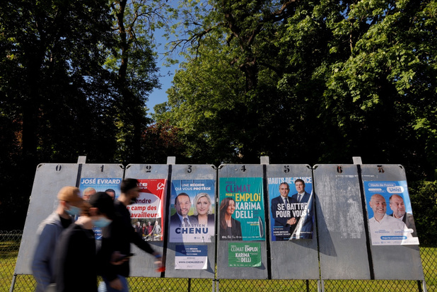 Franse regionale verkiezingen lakmoesproef voor presidentsverkiezingen 2022