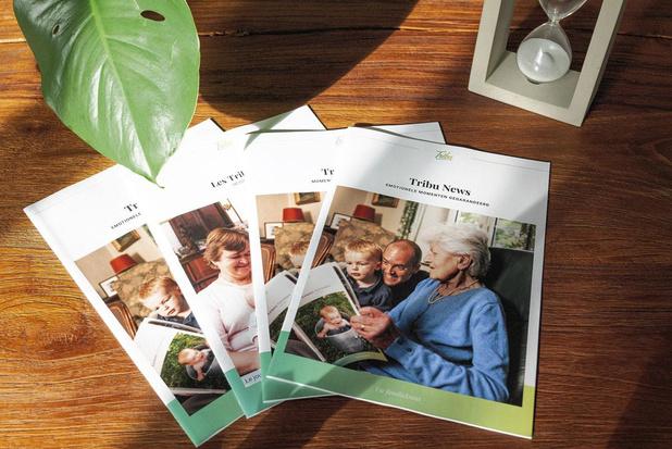 Tribu News reconnecte les générations avec un journal de famille