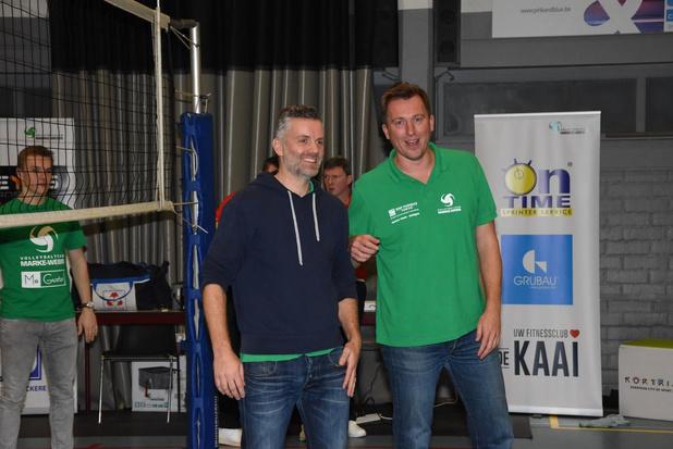 Kris Tanghe geen coach meer van Marke-Webis, Dieter Vandenbroucke volgt hem op
