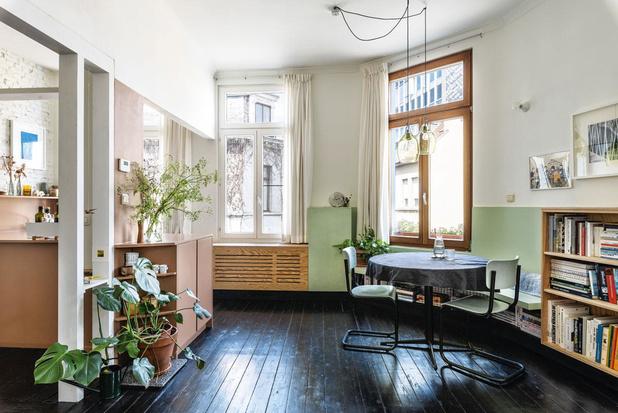 Challenge créatif pour une architecte: Une maison d'angle métamorphosée à Anvers