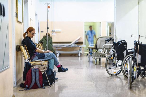 Neuf Belges sur dix satisfaits de leur hôpital (enquête)