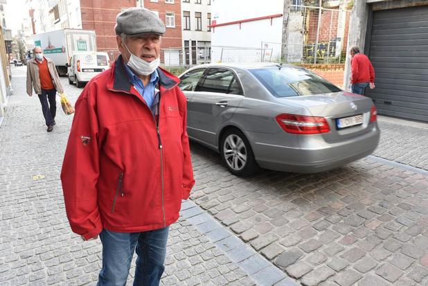 Buurtbewoners bezorgd over drukte door tijdelijk tweerichtingsverkeer in Schippersstraat